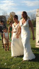 Congratulations to Hilary and Kayla on their Marriage!