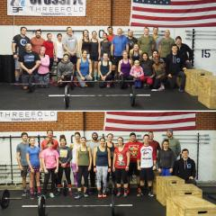 12 Days of Christmas WOD 12/24/2016